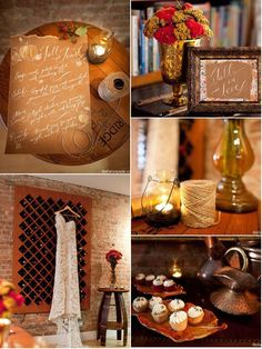 Three Weddings and a Season | Etsy Weddings BlogEtsy Weddings Blog  (add monogrammed chocolates. diy wrappers. 10 colors. $7.00 www.customweddingprintables.com)