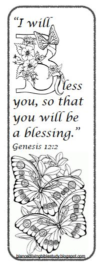 Isn't today's #verseoftheday one of your favorites! Genesis 12:2 is such a wonderful and refreshing thought! God has blessed us, so that we...