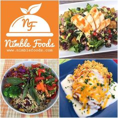 www.nimblefoods.com  We got dinner covered! Order Now until 10PM!  Today's Daily Rotating Menu:  BBQ Chicken Salad Mixed Veggie Bowl Stacked Chicken Enchilada  #nimblefoods #foodstagram #fooddelivery #mealdelivery #austin #atx #austinmealdelivery #austinfooddelivery #nomnom #instafood #foodpic #food #foodart #foodie #dinner #fresh #ingredients #salad #protein #vegetarian #healthy #eating #freedelivery #cooking #feedme #atxeats #austineats #keepaustineatin #trueaustin #cleaneating by…