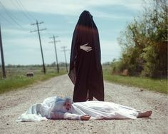 Lingering Spirits in Christopher McKenney's Surreal Photography - from @scene360…