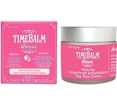 Grapefruit Antioxidant Day Face Cream-The Balm Face Wash, Body Wash, Cruelty Free Makeup, Beauty Hacks, Beauty Tips, Grapefruit, The Balm, Lotion, Personal Care