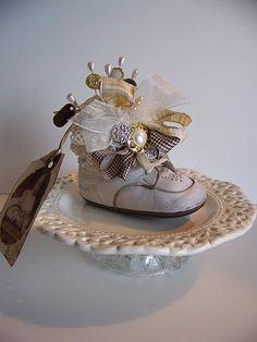 Old Baby Shoes Keepsake Ideas