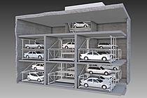 KLAUS Multiparking GmbH - vollautomatische Parksysteme: automatische Parksyteme, Regalsystem, Towersystem, Flaechensysteme