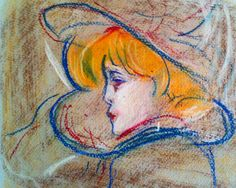 study after toulouse lautrec 01 by on DeviantArt Henri De Toulouse Lautrec, Van Gogh, Impressionist, Printmaking, Study, Deviantart, Gallery, Illustration, Artist