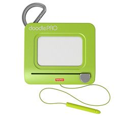 Drawing Tablet Toys - FisherPrice ClipOn Doodle Pro Green ** You can get more details by clicking on the image.