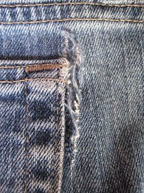 Mr. Micawber's Recipe for Happiness: Reinforcing Jeans