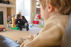 Because You Were There, Too: Thirteen Tips for Family Self Portraits