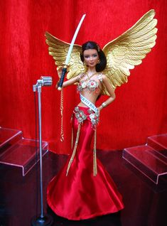 Miss Beauty Doll 2012- Official Results National Costume 8th: Miss Doll Puerto Rico