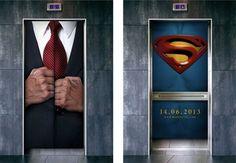 Man of Steel ad