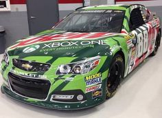 Paint scheme for Talledega 10-20-13