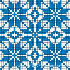 Régimen para el esquema de jacquard tejer patrones jacquard tejer, agujas