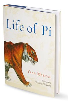 """Life of Pi   By Yann Martel     """"God was going to love him, no matter what he had to do to survive. He was on the trip with him,"""" says actress Andie MacDowell of Martel's popular fable about a 16-year-old boy's harrowing journey on a lifeboat with a 450-pound tiger.    Read more: http://www.oprah.com/world/Travel-Books-to-Take-on-Vacation/7#ixzz1s8QdLPNY"""
