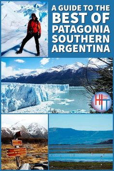 Trying to name the best of Patagonia for a short trip to that southernmost region in Argentina isn't an easy task. Our travel guide to the best of Patagonia will get you started. #travel #travellingtips # destinations #patagonia #glacier #southamerica #argentina #adventuretravel #traveltips