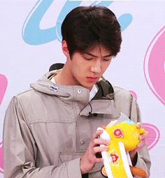sehun and his rc car prize (2/2)