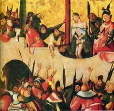 Hieronymus Bosch Ecce Homo Oto Człowiek