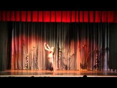 Amira Elena - Ishtar competition - 2 place