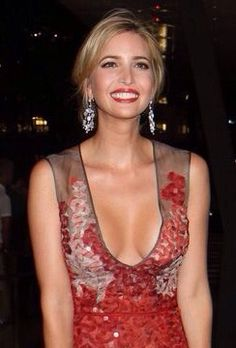 Beautiful Ivanka Trump