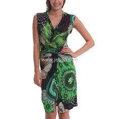 #Desigual Uralet dress
