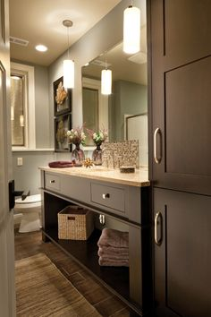 Napa Panel Door Style, Cherry with Cocoa Brown Finish