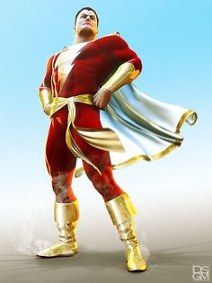 Shazam by *archangelgabriel on deviantART