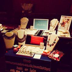 Stella&Dot hits Raffles Club Chelsea!Talk on business & jewellery! www.stelladot.co.uk/monikapaul