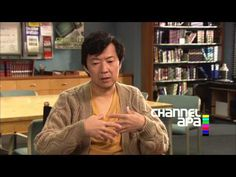 Community Season 4 interview with Ken Jeong    Connect with us on    YouTube:  http://www.youtube.com/channelAPA    Twitter:  http://www.twitter.com/channelAPA    Facebook:  http://www.facebook.com/channelAPA    Google +:  https://plus.google.com/109009250109085693303/posts