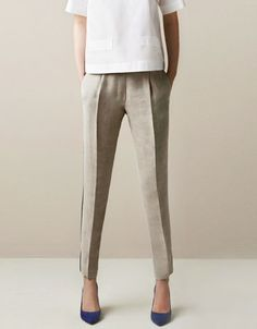 Katherine Hepburn trousers = need