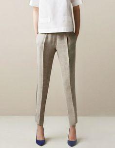 Katherine Hepburn trousers = need
