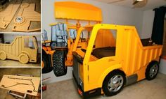 Dump Truck Bed | The WHOot