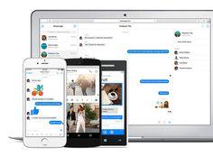 #Facebook #Comunicación #Facebook_Messenger Facebook ya permite enviar emojis gigantes en Messenger