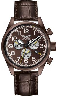 Aviator Watch Airacobra Chrono Mens 3a7b0f532ed