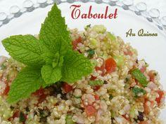 Taboulet au quinoa