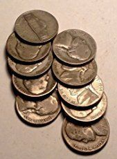 Valuable Nickels: A List Of Silver Nickels, Buffalo Nickels & Old Nickels Worth Holding Onto! You probably have nickels worth more than face value in your pocket change or coin jar right now. Here's a list of the most valuable nickels to save, not spend. Rare Coins Worth Money, Valuable Coins, Coin Jar, Wheat Pennies, Coin Shop, Coin Worth, Error Coins, Coin Values, Silver Dollar