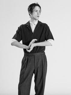 THE GREATEST #9 THE YOUTH ISSUE PHOTO ALESSANDRO DAL BUONI FASHION EDITOR MATTEO GRECO  MODEL- WILLIAM - Tomorrow Is Another Day TOTAL LOOK - Canali