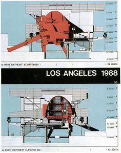 Neil Denari. A+U 246 Mar 1991: 21 - RNDRD