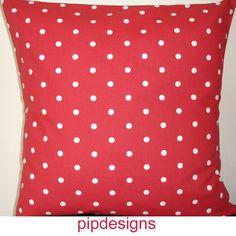 "20"" Pillow Cover. $16.00, via Etsy."