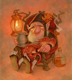 Gnome Comforts, for some seasonal cheer today