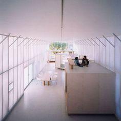 Naked House // Saitama // Japan // Shigeru Ban Architects // 2  #architecture #shigeruban Pinned by www.modlar.com