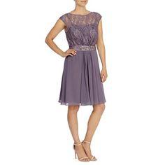 Coast Lori lee lace short dress-   Debenhams