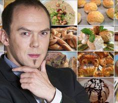 Pribiňák či bábovka: 10 NEJLEPŠÍCH RECEPTŮ od vás, které Hruška dovedl k DOKONALOSTI Slovak Recipes, Recipies, Food And Drink, Meals, Drinks, Cooking, Ethnic Recipes, Foods, Basket