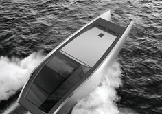 Kinetic 660 Yacht is designed by the same industrial designer who designed the magnificent Gladiator Bike. Although this transportation design is less futuristic than the bike, but still, it features stylish and elegant lines. This yacht has been designed for wealthy and young people by featuring futuristic exterior design and classical structure. This yacht offers a new level of luxury to its passengers, bringing ultimate boating experience.    Designer : Jaewan Jeong