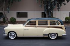 1951 Pontiac Chieftain Deluxe Station Wagon ★。☆。JpM ENTERTAINMENT ☆。★。