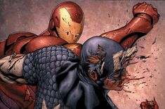 Sagas Marvel | Guerra Civil
