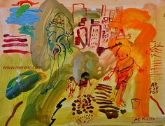 "PAISAJES HUMANOS.  Jose Manuel Merello.- ""Harmony.""   CONTEMPORARY ART. http://www.merello.com"