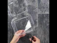 Aus alten Plastik-Verpackungen wird in wenigen Minuten individueller Schmuck - einfach einmalig! - YouTube House Plants Decor, Plant Decor, Crafts For Kids, Arts And Crafts, Halloween Activities, Home Organization, Tricks, Cool Art, Nice Art
