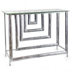 Introducing the newest addition to our collection of glass furniture comes this quirky yet absolutely stunning glass top console table.   #glassfurniture #glassinterior #glassinteriors #glassinteriordesign #furnituredesign #vintagefurniture #inspohome #betterhomesandgardens #antiquefurniture #luxuryinteriors #luxurydecor #passion4interior #styleathome #roomforinspo #homesdirect365 #homeinspiration #decor