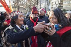 Trudeau fights to keep Indigenous rights in Paris climate deal