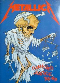 Metallica: Damaged Justice '88-'89