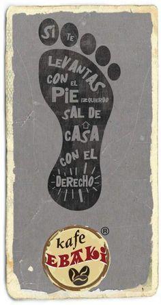 Sal de casa con el pie derecho... #AllYouNeedIsLove #Love #SemanaSanta #wednesday #Desayunos #Breakfast #Yommy #ChaiLatte #Capuccino #Hotcakes #Molletes #Chilaquiles #Enchiladas #Omelette #Huevos #Mexicana #Malteadas #Ensaladas #Coffee #CDMX #Gourmet #Chapatas #Cuernitos #Crepas #Tizanas #SodaItaliana #SuspendedCoffees #CaféPendiente  Twiitter @KafeEbaki  Instagram kafe_ebaki www.facebook.com/KafeEbaki…