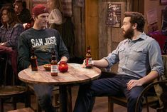 Ashton Kutcher and Danny Masterson in The Ranch The Ranch Tv Show, Sam Elliott, Ashton Kutcher, Netflix, Picture Wall, Popcorn, Rooster, Mary, Fandoms